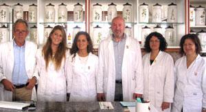 Lo sraff della Farmacia Riva di Belluno